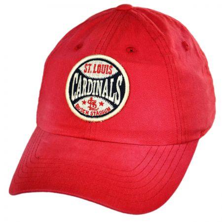 American Needle St. Louis Cardinals MLB Rebound Strapback Baseball cap