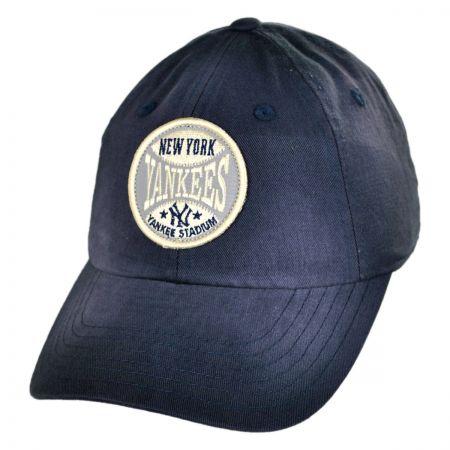 American Needle New York Yankees MLB Rebound Strapback Baseball cap