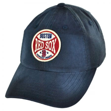 American Needle Boston Red Sox MLB Rebound Strapback Baseball cap