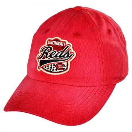 American Needle Cincinnati Reds MLB Rebound Strapback Baseball cap