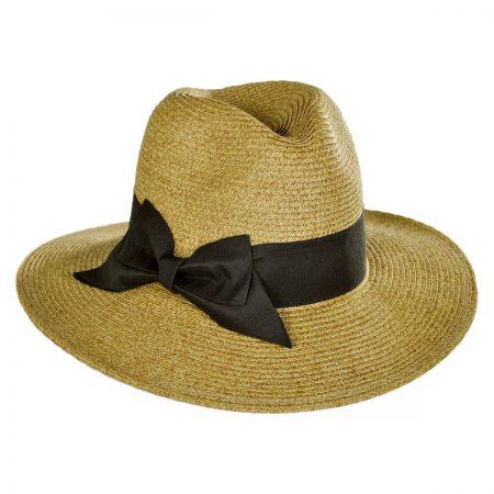 Cappelli Bow Fedora Hat