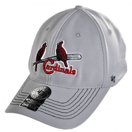 47 Brand St. Louis Cardinals MLB GT Closer Fitted Baseball Cap