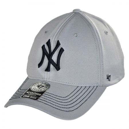 47 Brand New York Yankees MLB GT Closer Fitted Baseball Cap