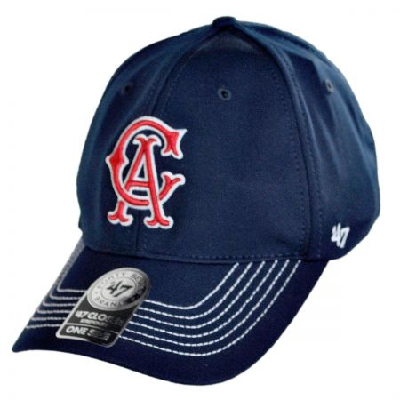 47 Brand Anaheim Angels MLB GT Closer Fitted Baseball Cap