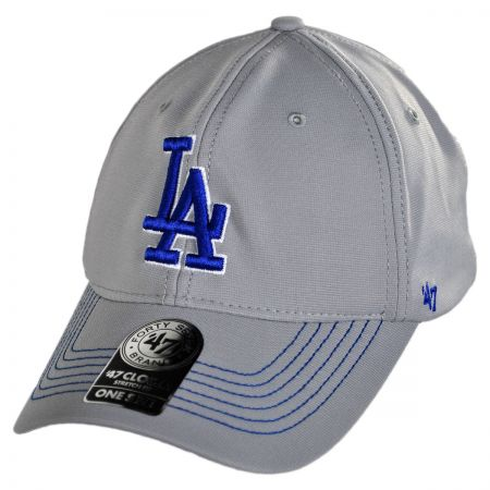 47 Brand Los Angeles Dodgers MLB GT Closer Fitted Baseball Cap