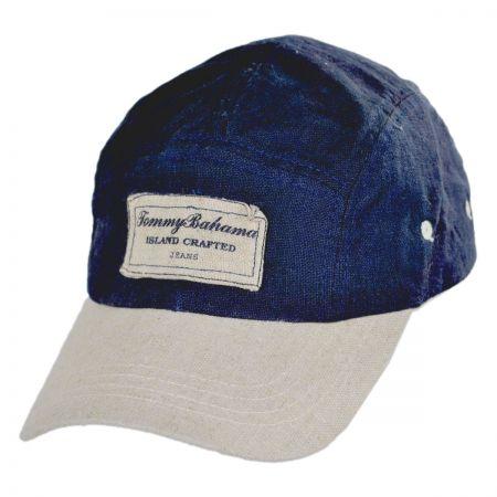 Tommy Bahama Linen 2Tone Camper Ball Cap