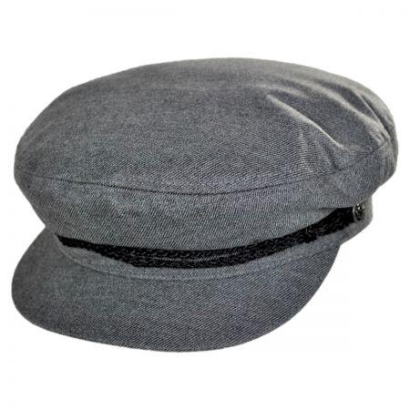 Brixton Hats Solid Fiddler Cap