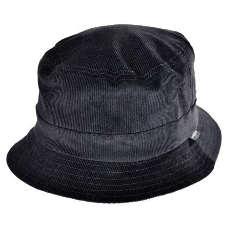 Brixton Hats Tull Reversible Corduroy Bucket Hat