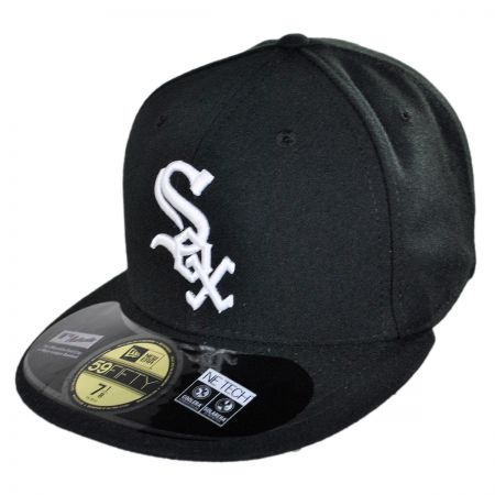 New Era Chicago White Sox MLB Game 59FIFTY Fitted Baseball Cap
