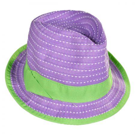 Kids' Ribbon Fedora Hat alternate view 4