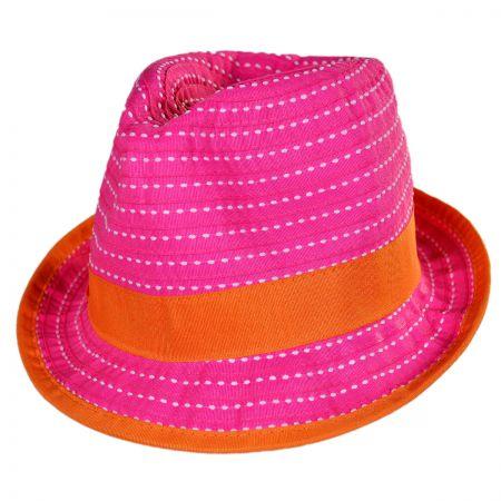 Kids' Ribbon Fedora Hat alternate view 6