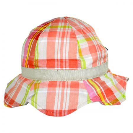 Baby Plaid Cotton Bucket Hat alternate view 3