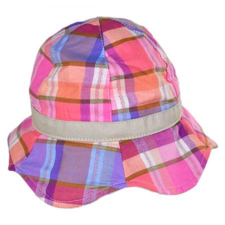 Baby Plaid Cotton Bucket Hat alternate view 5