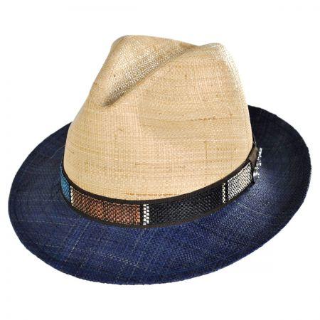 Carlos Santana Cree Fedora Hat
