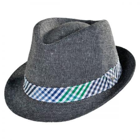EK Collection by New Era Bensen Fedora Hat