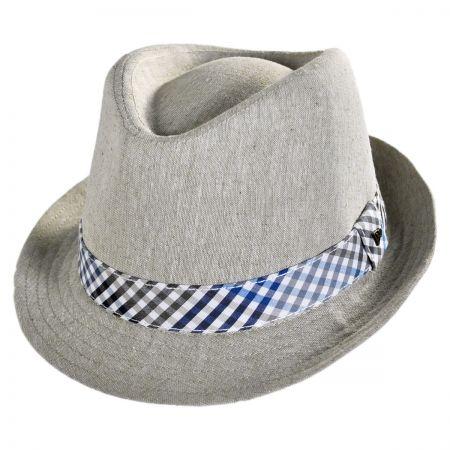 New Era Bensen Fedora Hat