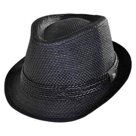 Huxley Toyo Straw Fedora Hat alternate view 5