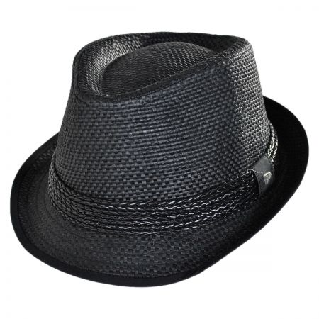 EK Collection by New Era Huxley Toyo Straw Fedora Hat
