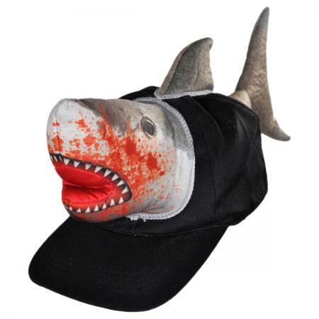 Rasta Imposta Sharknado Snapback Baseball Cap