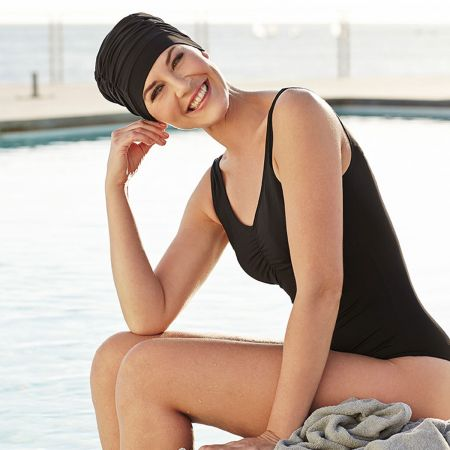 Christine by Wallaroo Hats Swim Turban