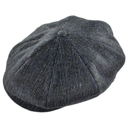 Jaxon Hats Hammersmith Newsboy Cap - Youth