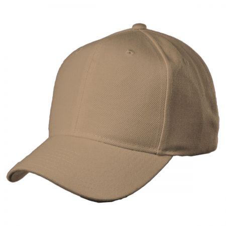 Pro Wool Snapback Baseball Cap alternate view 3