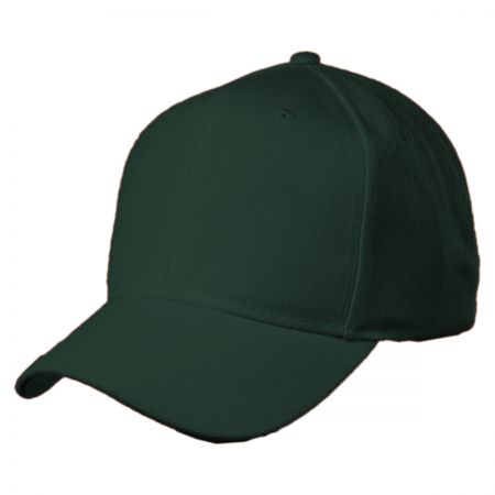 6-Panel Pro Wool Baseball Cap