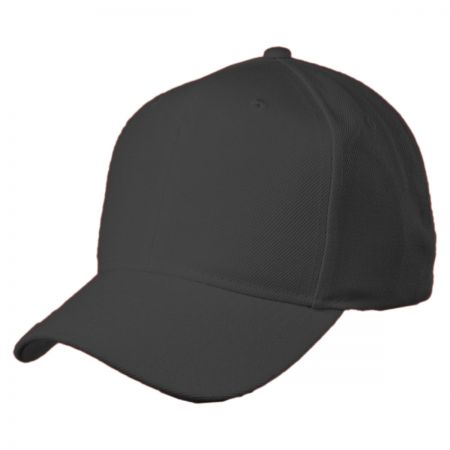 Otto 6-Panel Pro Wool Baseball Cap