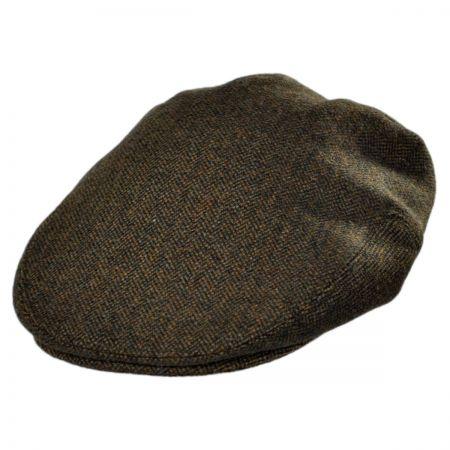 Jaxon Hats Genoa Herringbone Wool Ivy Cap