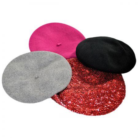 Village Hat Shop Berets Pack