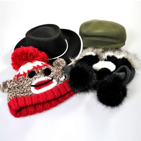 Village Hat Shop Kids Pack