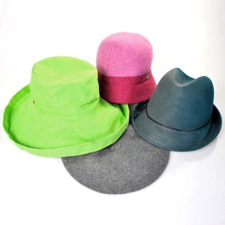 Village Hat Shop Women's Hats Value Bag