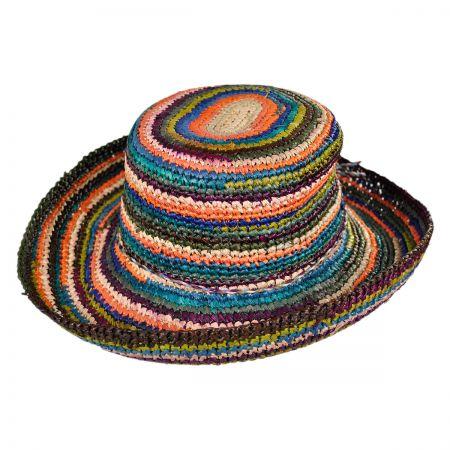 La Playa Raffia Straw Sun Hat