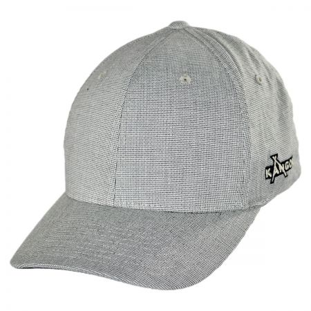 Kangol Flexfit Brick Check Baseball Cap
