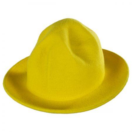 Jaxon Hats Happy Fedora Hat