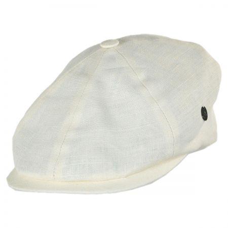 City Sport Caps Linen Duckbill Ivy Cap