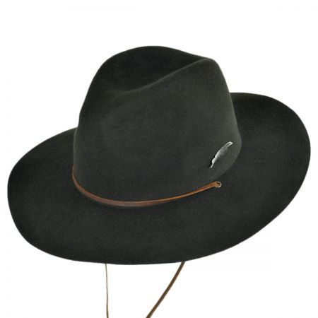 Brixton Hats Mayfield Wide Brim Hat