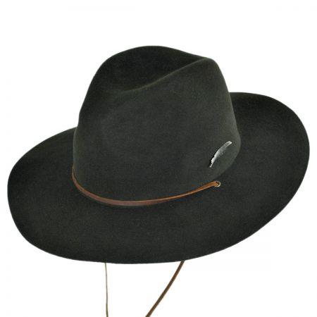 Brixton Hats Mayfield Wide Brim Hat