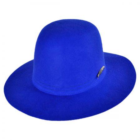 Brixton Hats Molly Wool Felt Wide Brim Hat