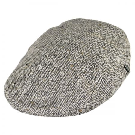 City Sport Caps Silk Herringbone Ivy Cap