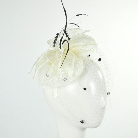 Jeanne Simmons Lotus Fascinator Headband