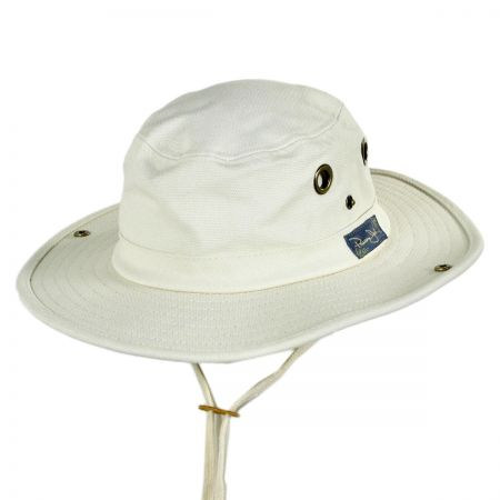 Panama Jack Sailing Canvas Boonie Hat