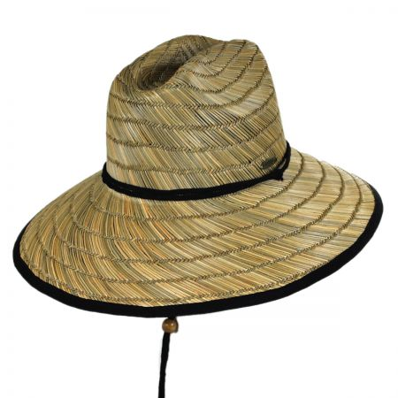 Panama Jack Lifeguard Hat