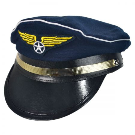 B2B Adult Cotton Pilot Hat