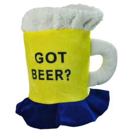B2B Felt Beer Mug Hat