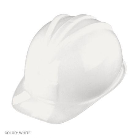 B2B Plastic Construction Hat - White