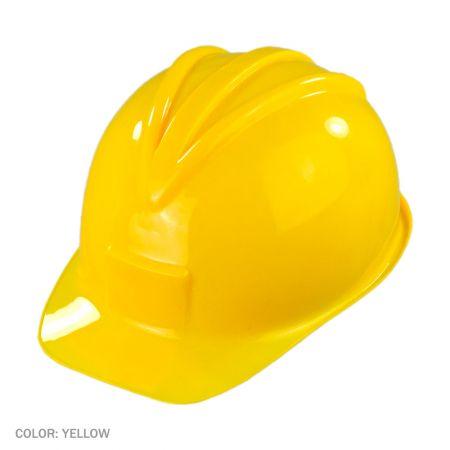B2B Plastic Construction Hat - Yellow