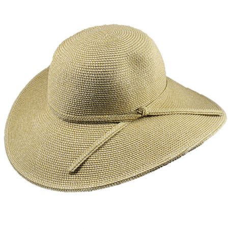 Jeanne Simmons Tweed Floppy Hat