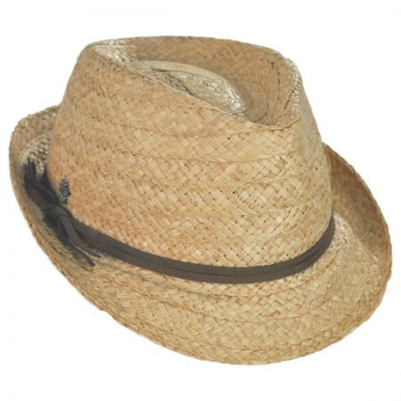 Tommy Bahama Pearls Fedora Hat