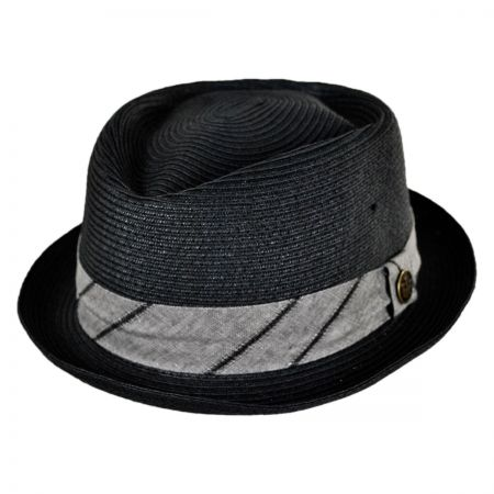 Goorin Bros Solis Diamond Crown Fedora Hat